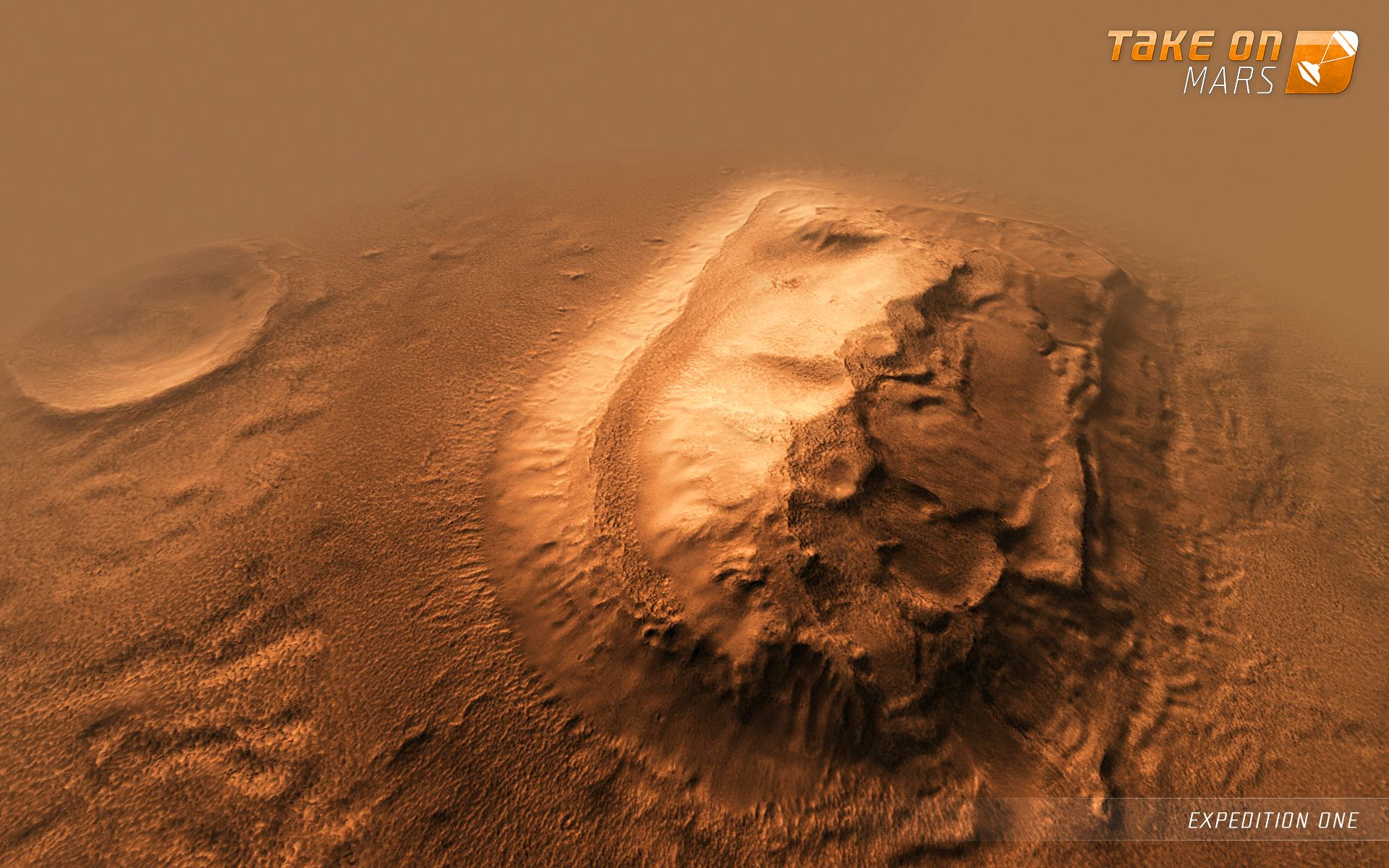 S updatem Take On Mars dorazí na Mars lidská posádka 94136
