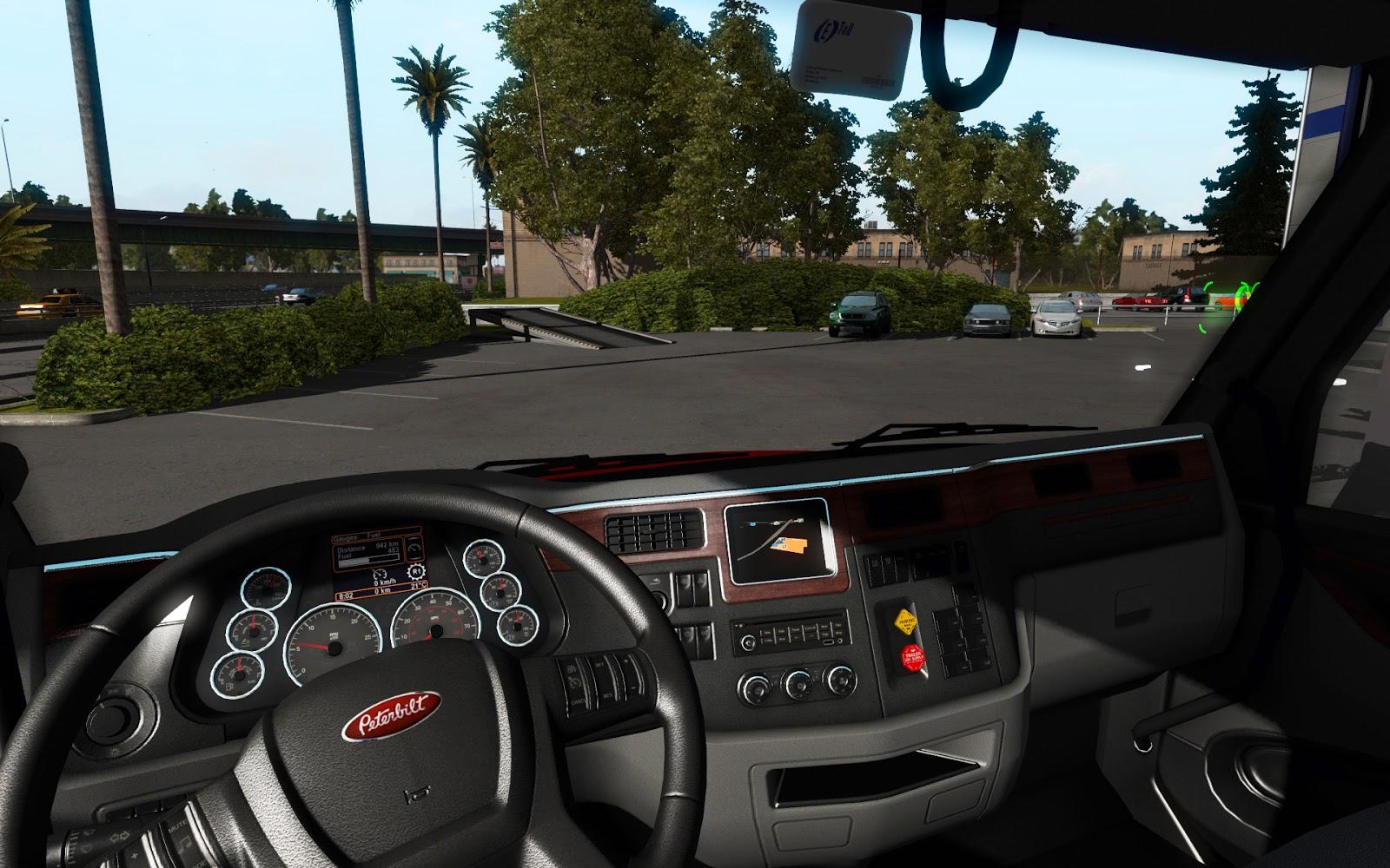 Detailnější interiéry v American Truck Simulatoru 94144