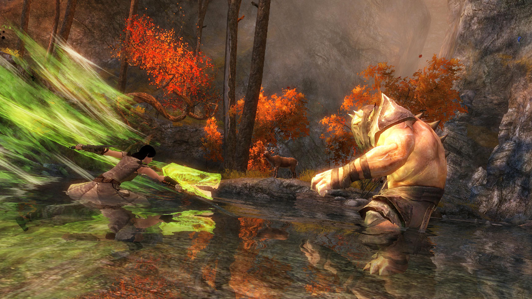 Guild Wars 2: odhalen Ranger a jeho mazlíčci 9415