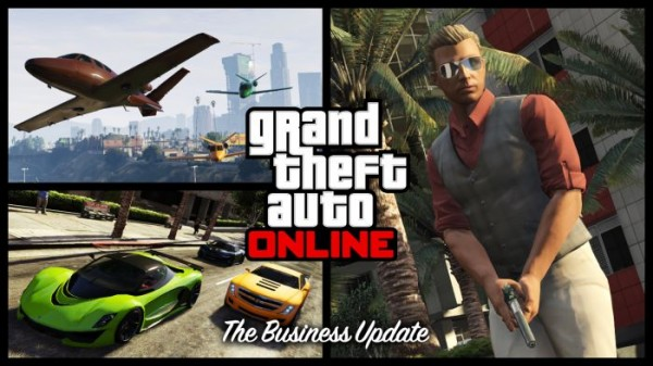 Do GTA V vyšel Business update 94171