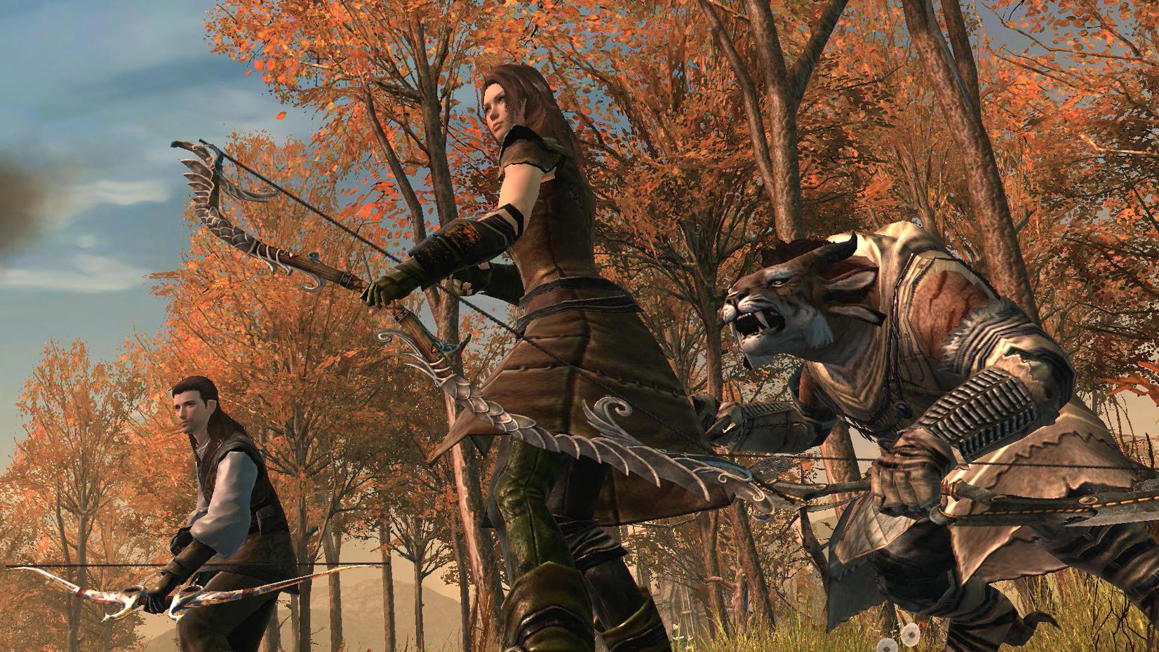 Guild Wars 2: odhalen Ranger a jeho mazlíčci 9418