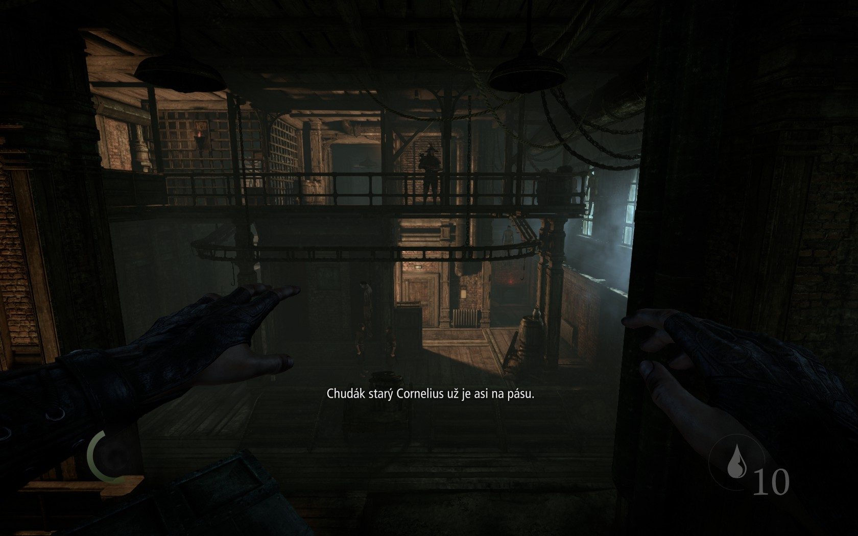 Thief - jak je na tom PC verze? 94182