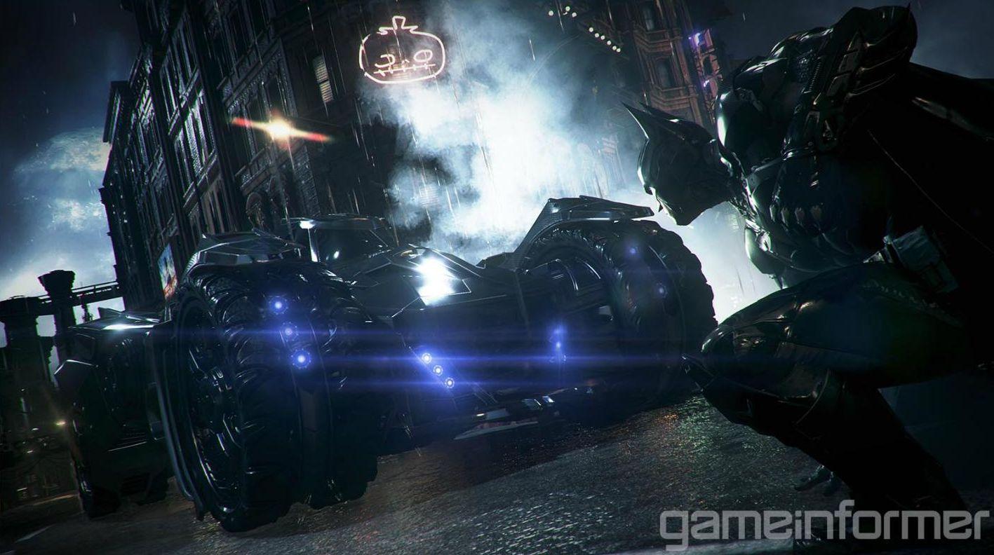 Velkolepé obrázky z Batman: Arkham Knight 94196