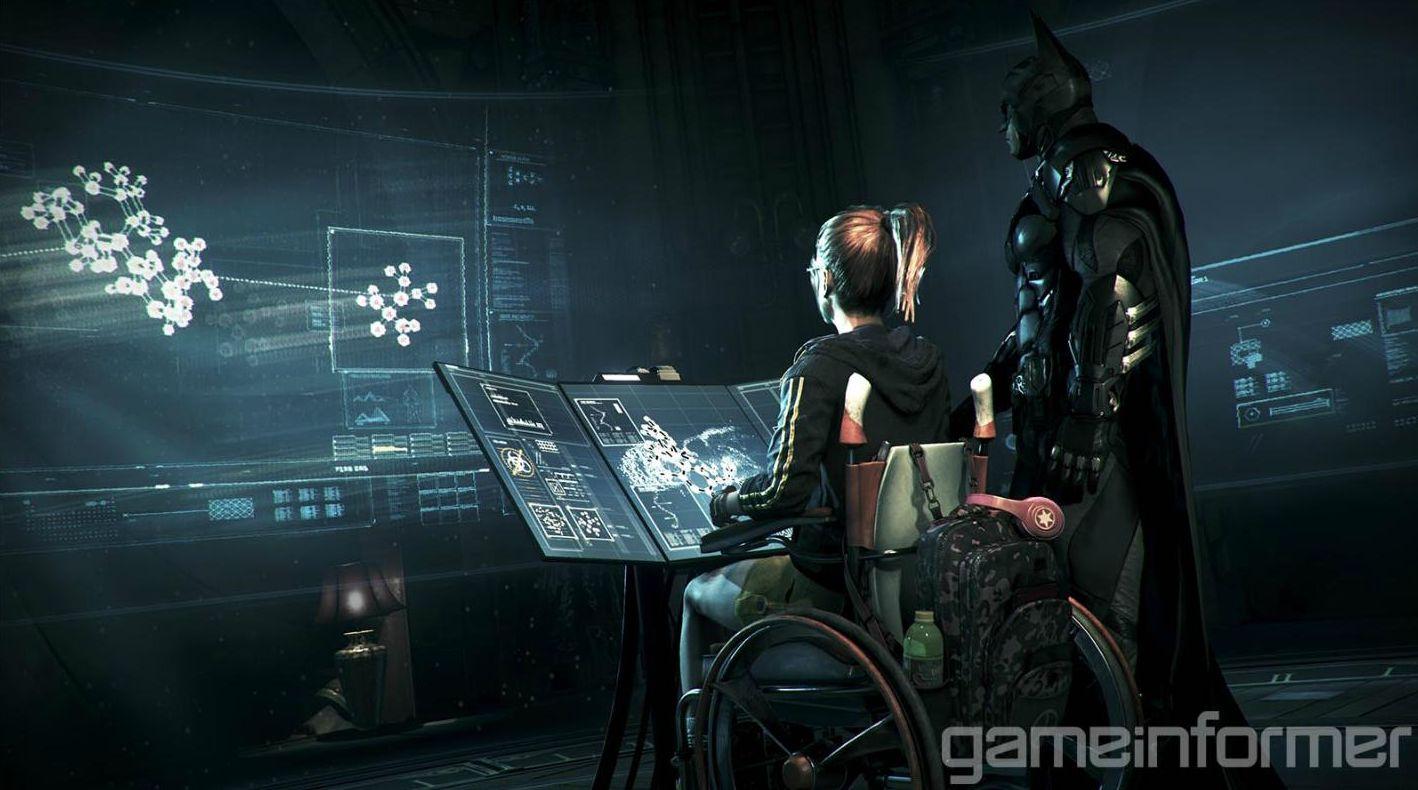 Velkolepé obrázky z Batman: Arkham Knight 94201