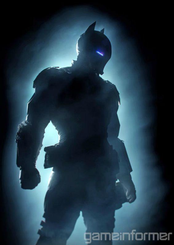 Velkolepé obrázky z Batman: Arkham Knight 94204