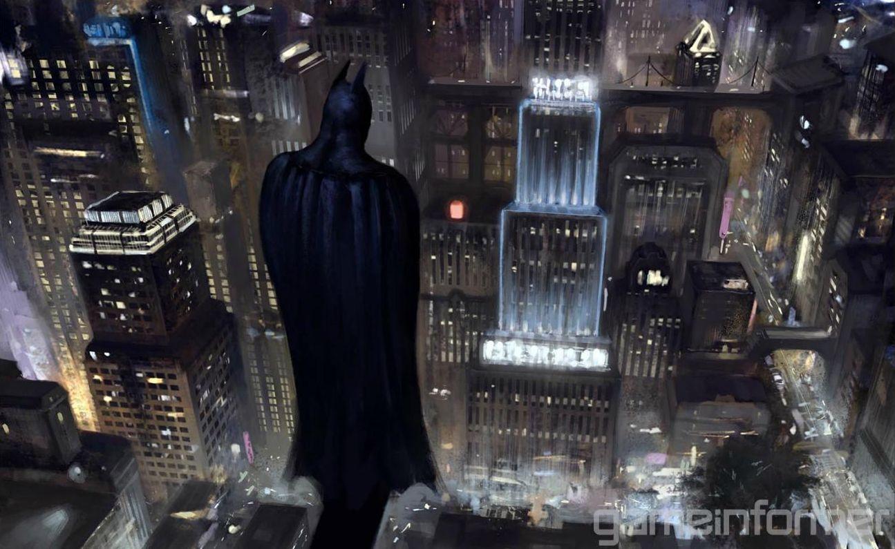 Velkolepé obrázky z Batman: Arkham Knight 94207