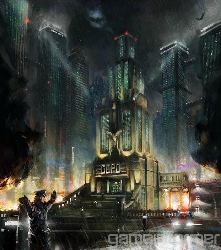 Velkolepé obrázky z Batman: Arkham Knight 94208