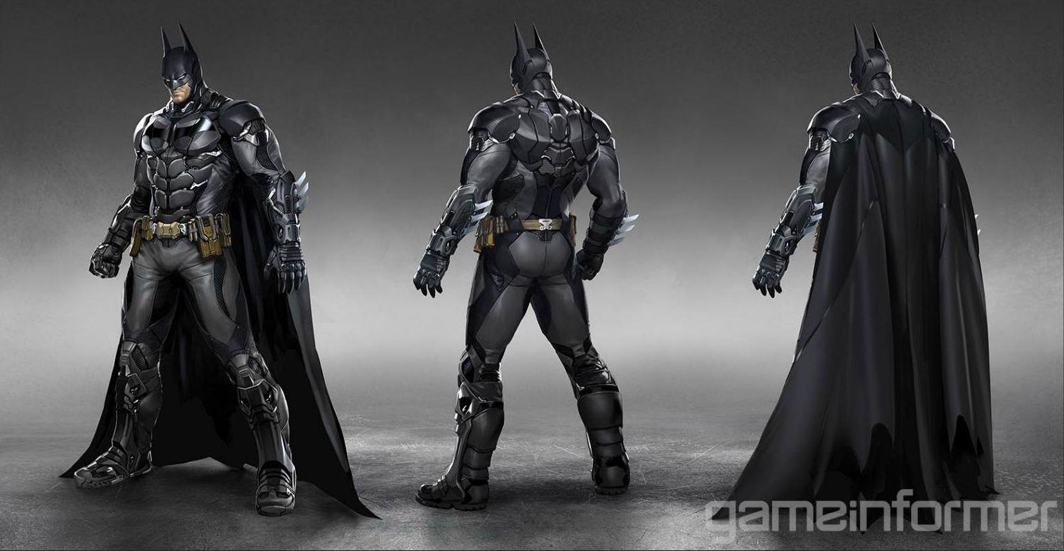 Velkolepé obrázky z Batman: Arkham Knight 94212