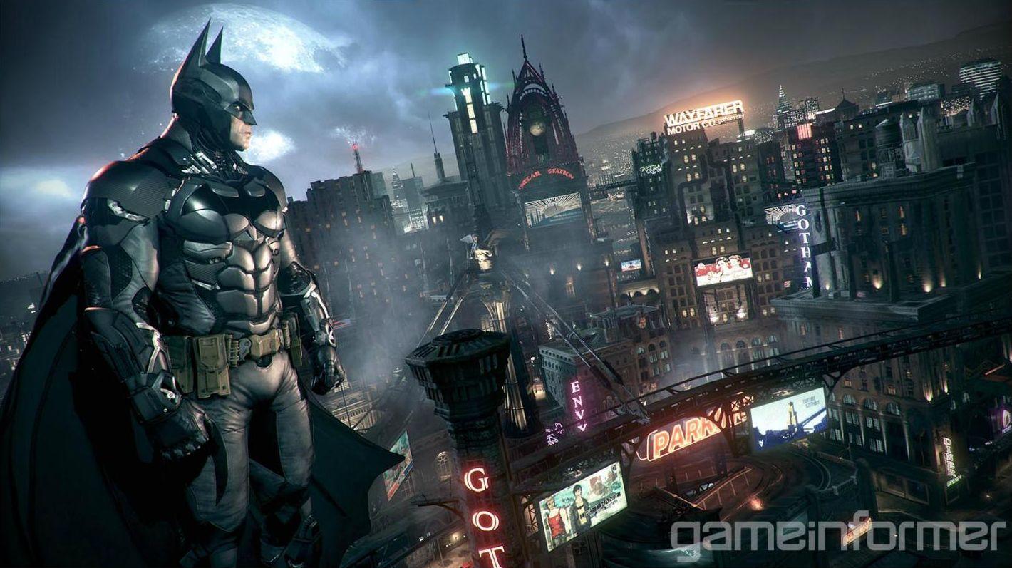 Velkolepé obrázky z Batman: Arkham Knight 94213