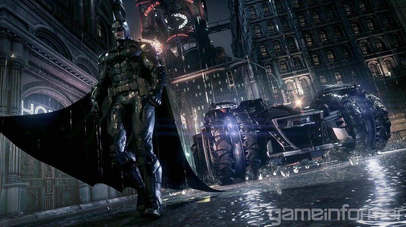 Velkolepé obrázky z Batman: Arkham Knight 94215