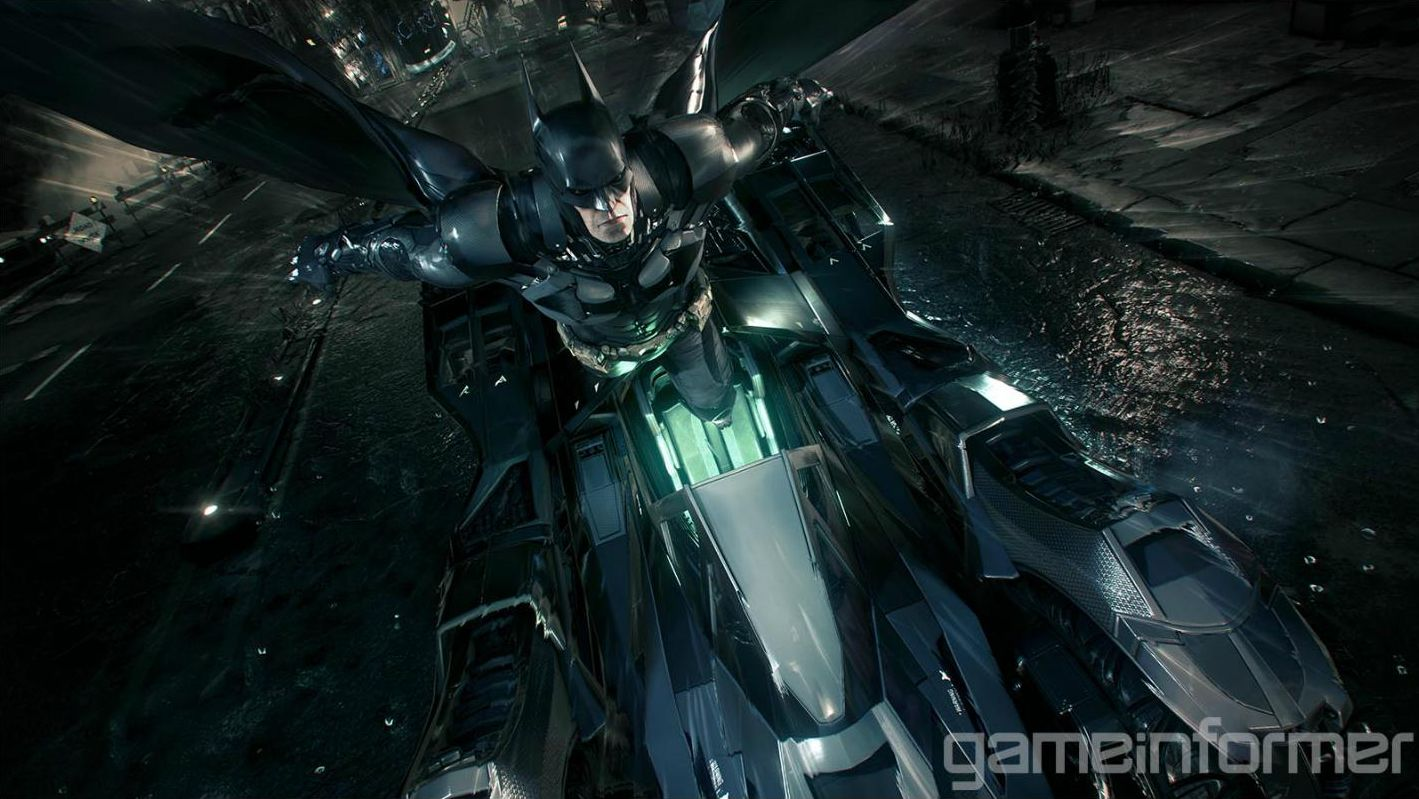 Velkolepé obrázky z Batman: Arkham Knight 94216