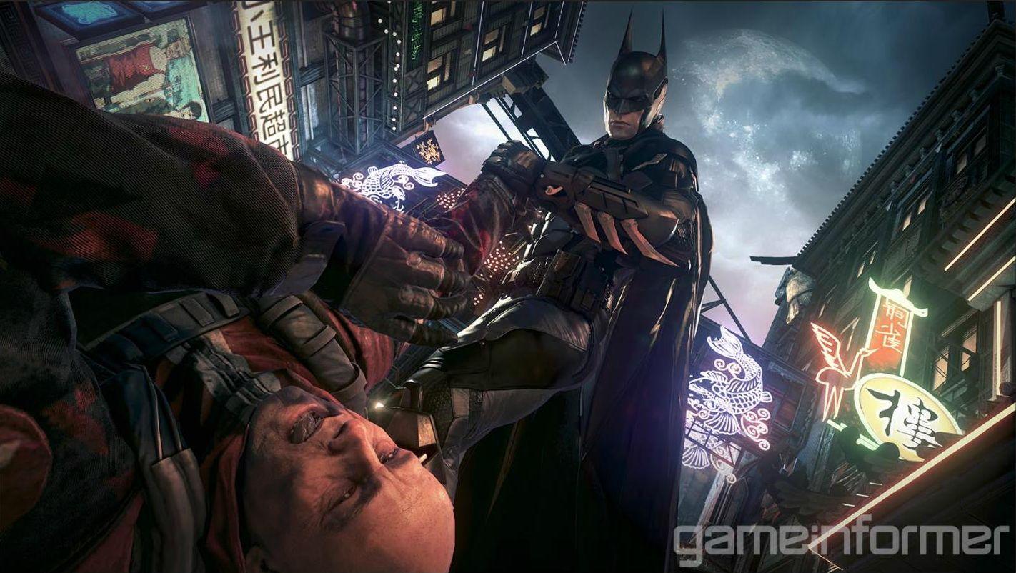 Velkolepé obrázky z Batman: Arkham Knight 94218