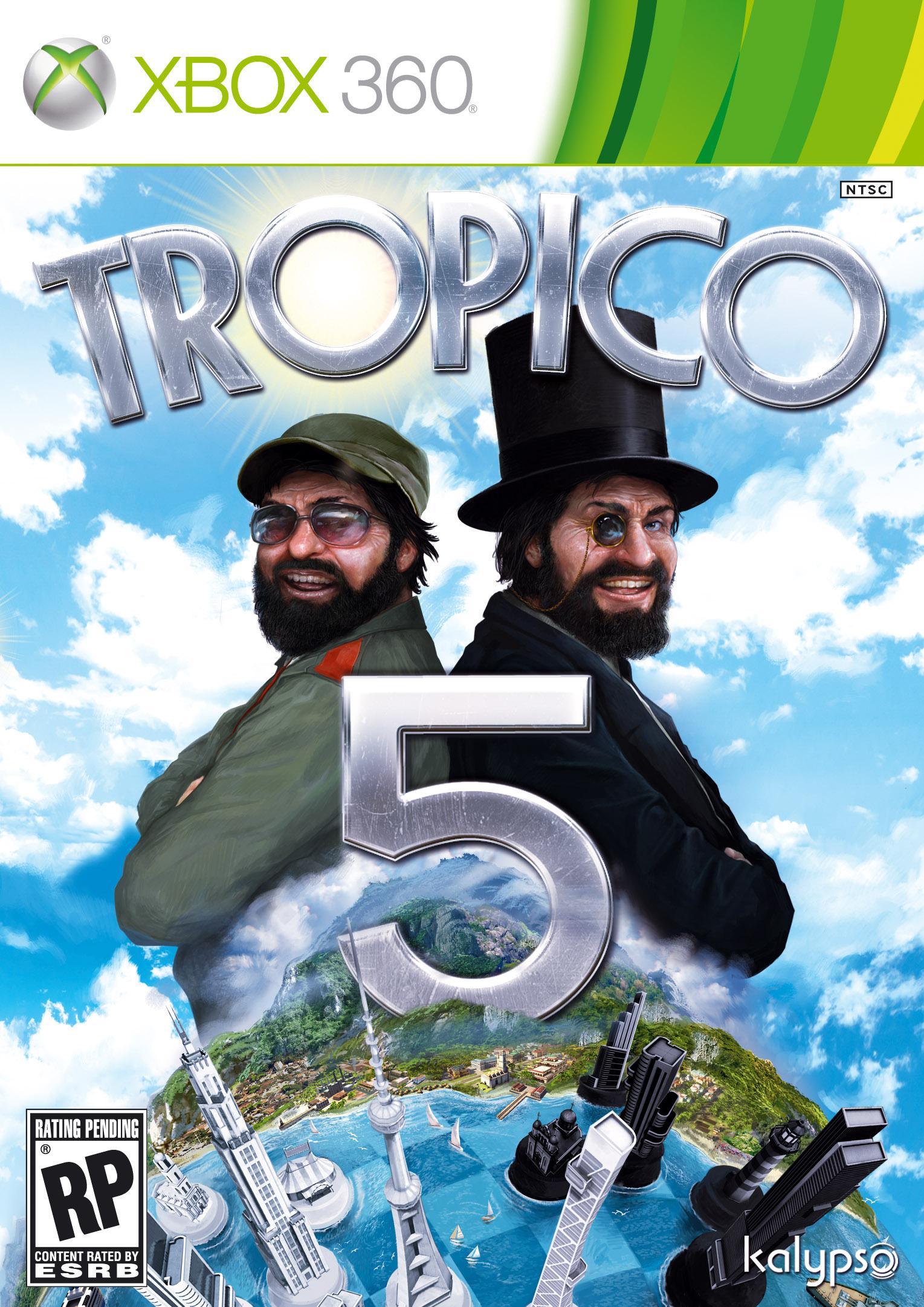 Tropico 5 dorazí v létě 94249