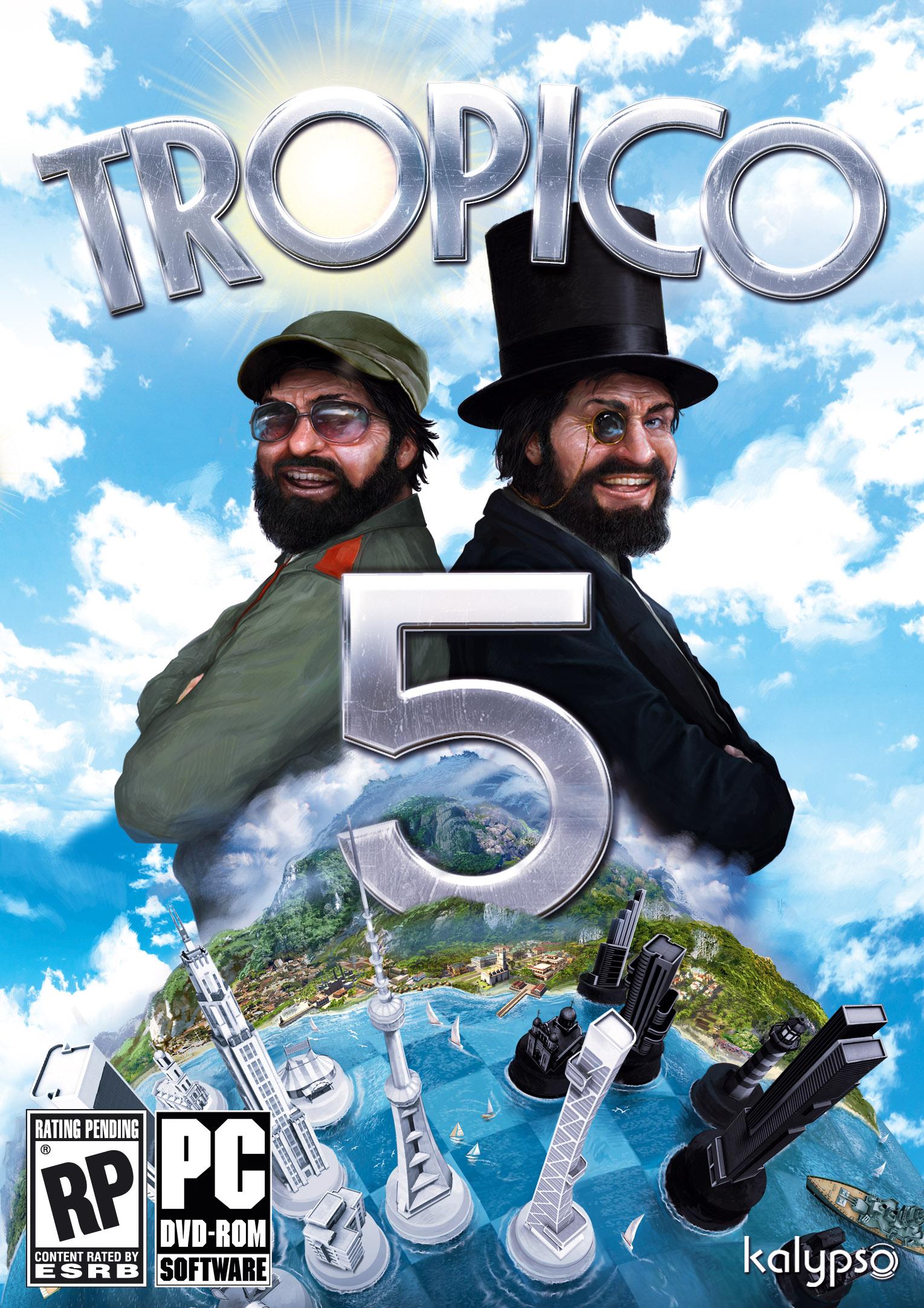Tropico 5 dorazí v létě 94250