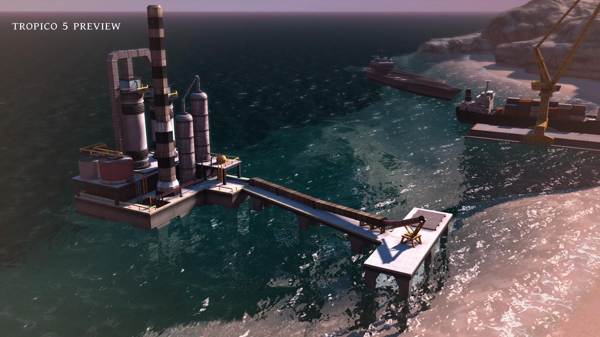 Tropico 5 dorazí v létě 94251