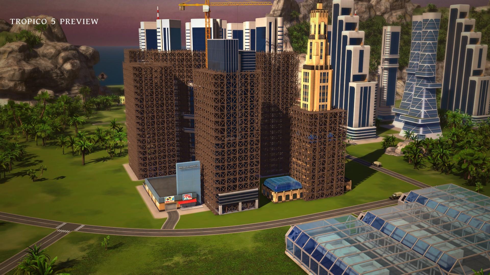Tropico 5 dorazí v létě 94253