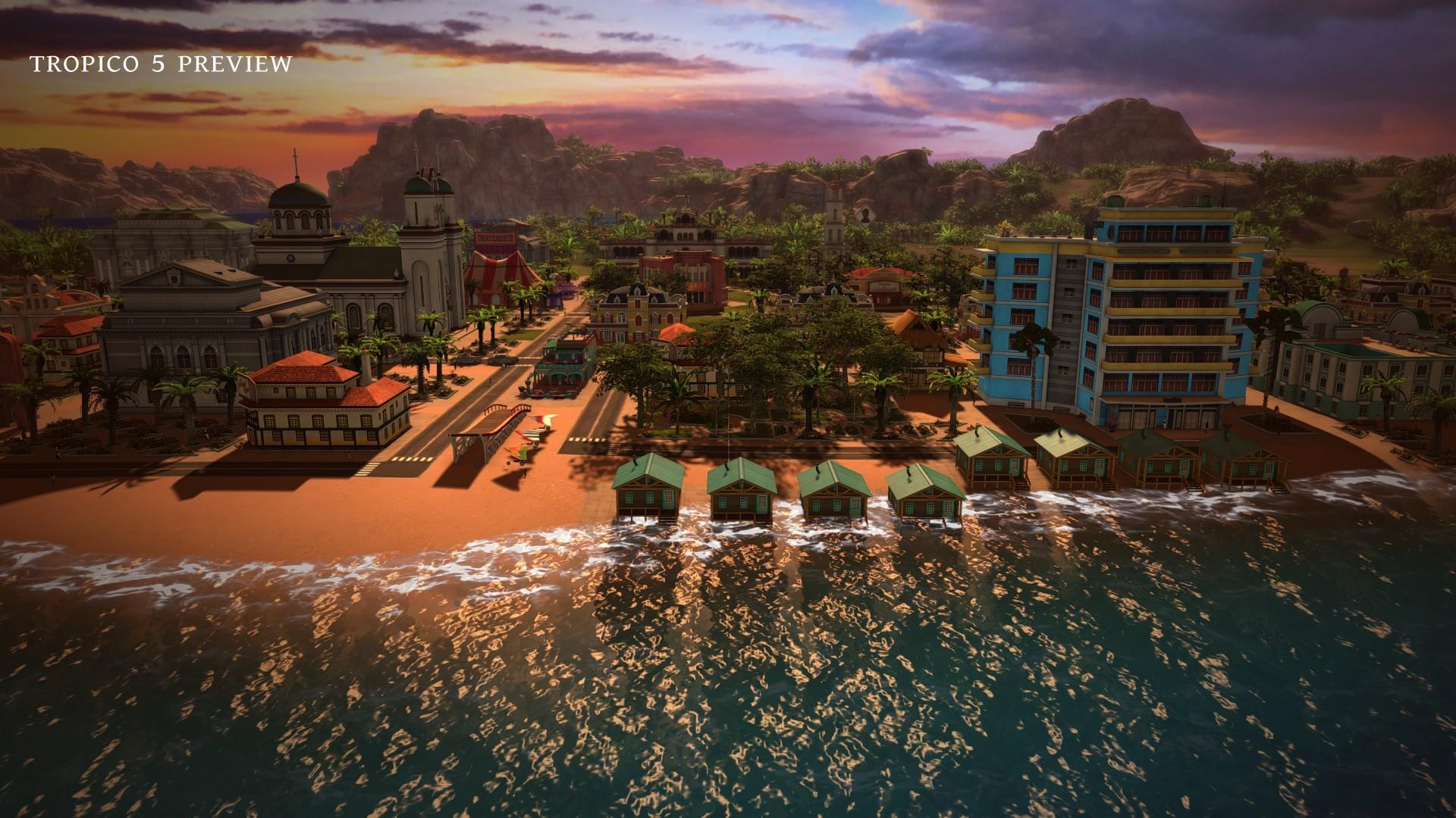 Tropico 5 dorazí v létě 94257