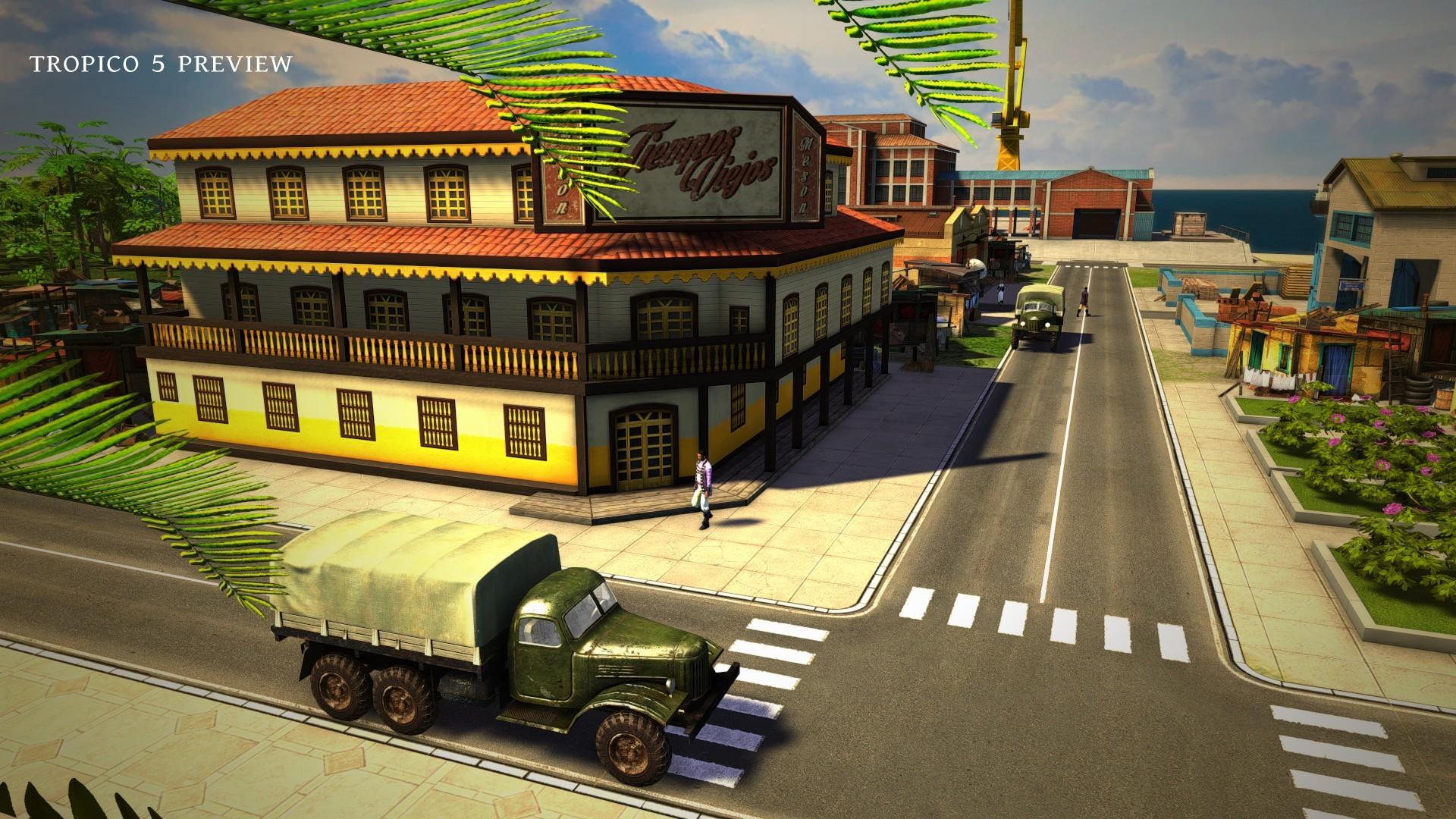 Tropico 5 dorazí v létě 94259