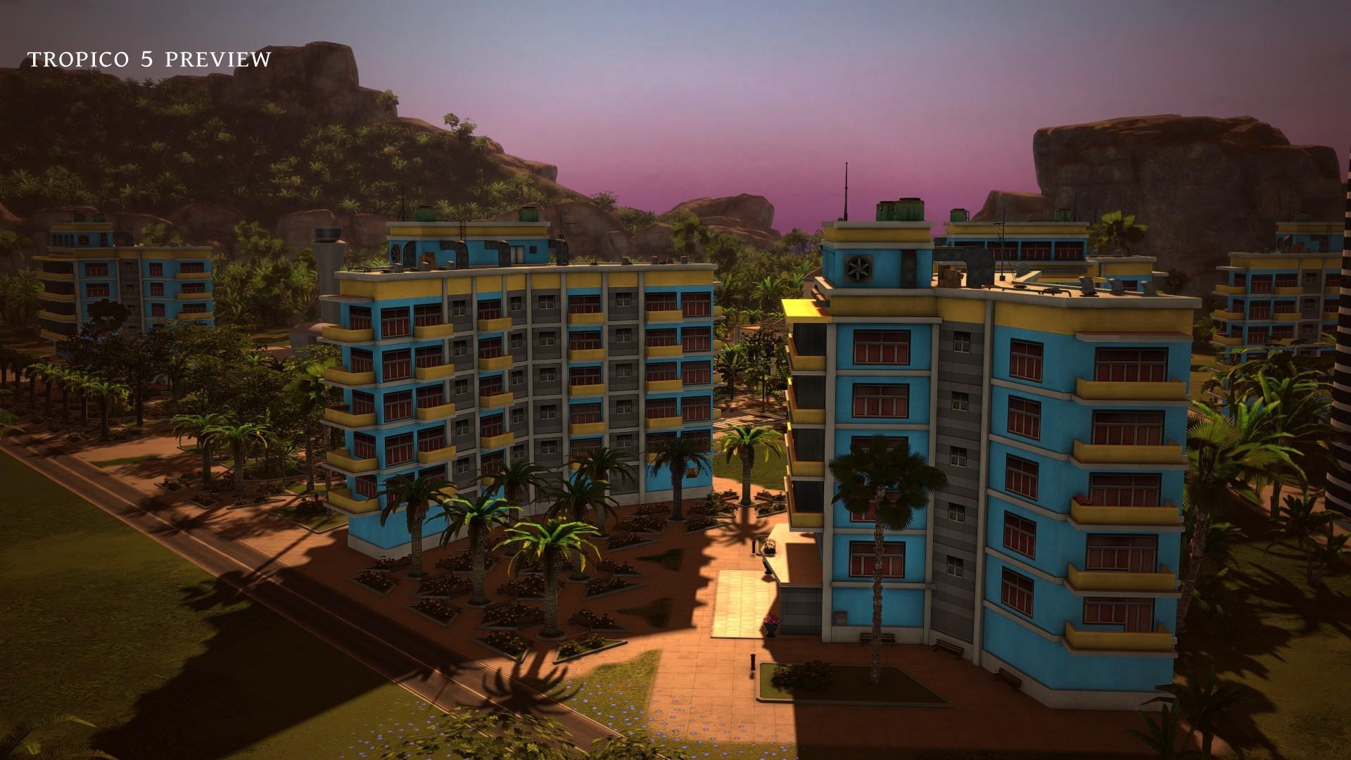 Tropico 5 dorazí v létě 94260