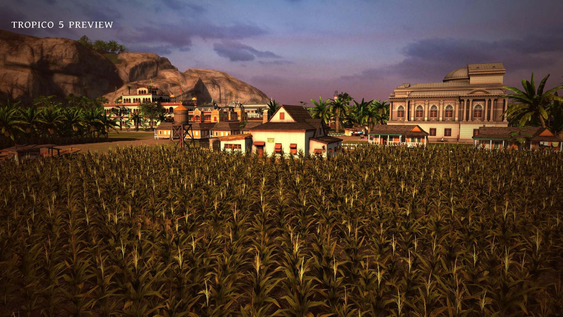 Tropico 5 dorazí v létě 94261