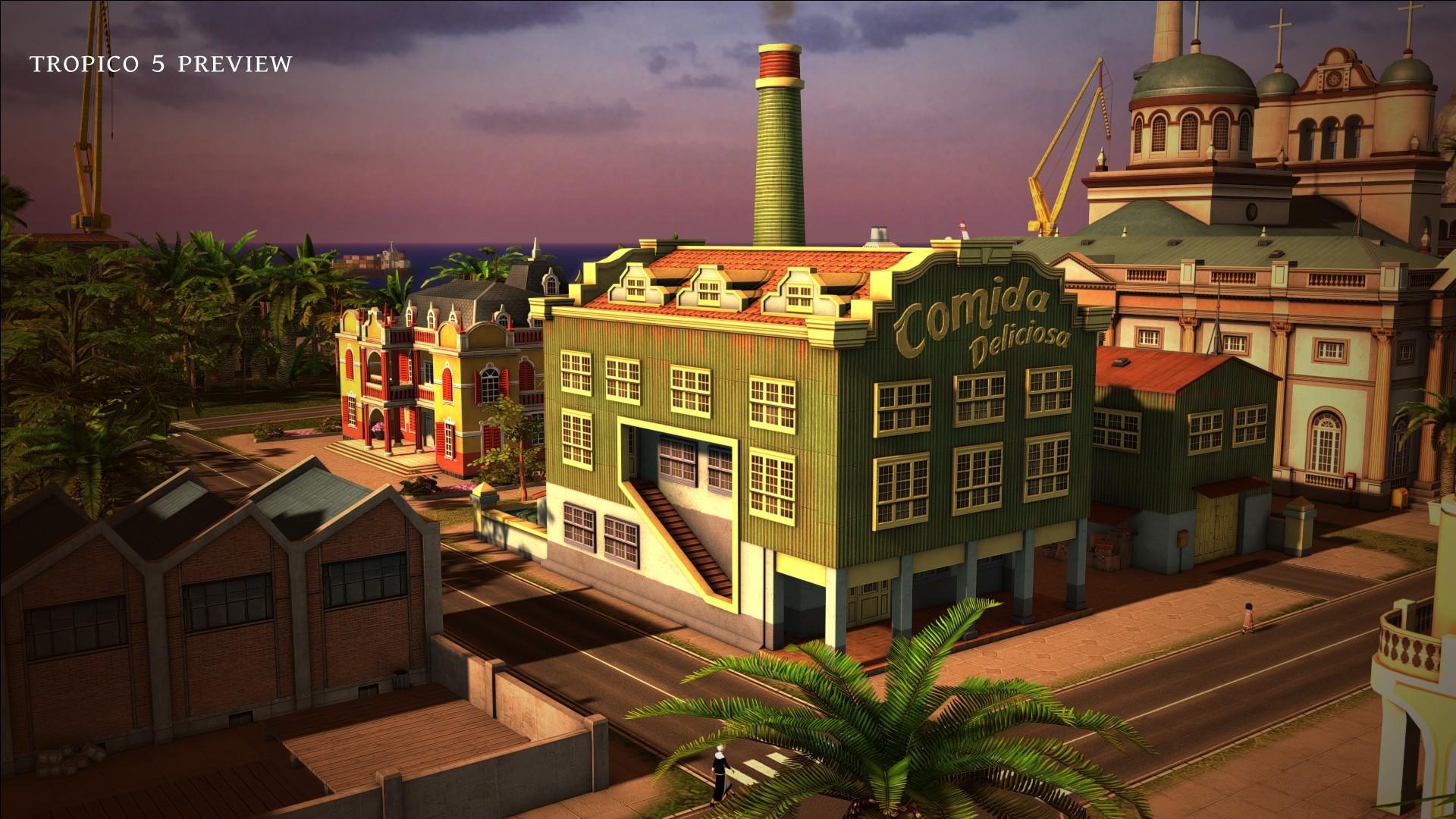 Tropico 5 dorazí v létě 94262
