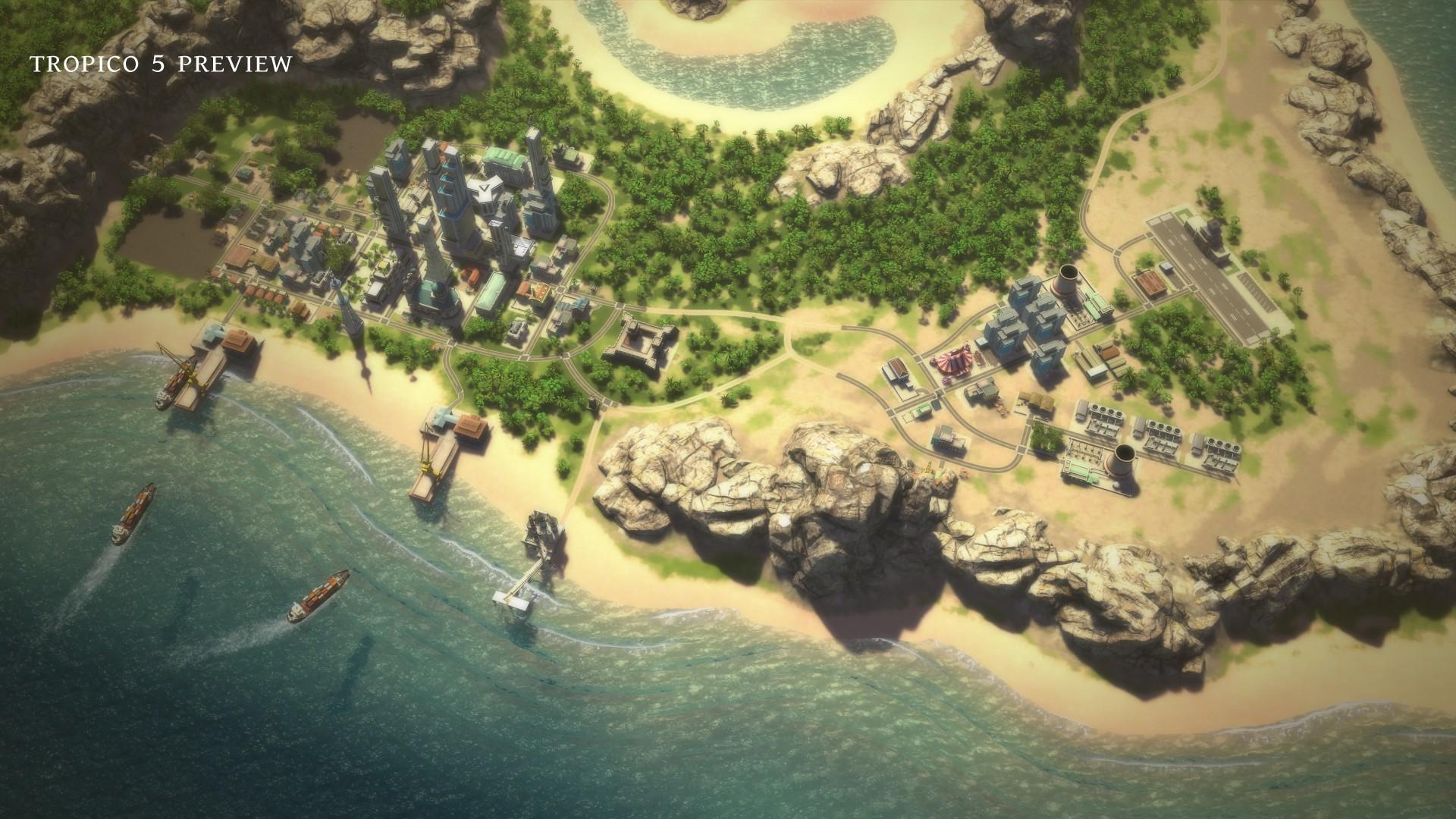 Tropico 5 dorazí v létě 94263
