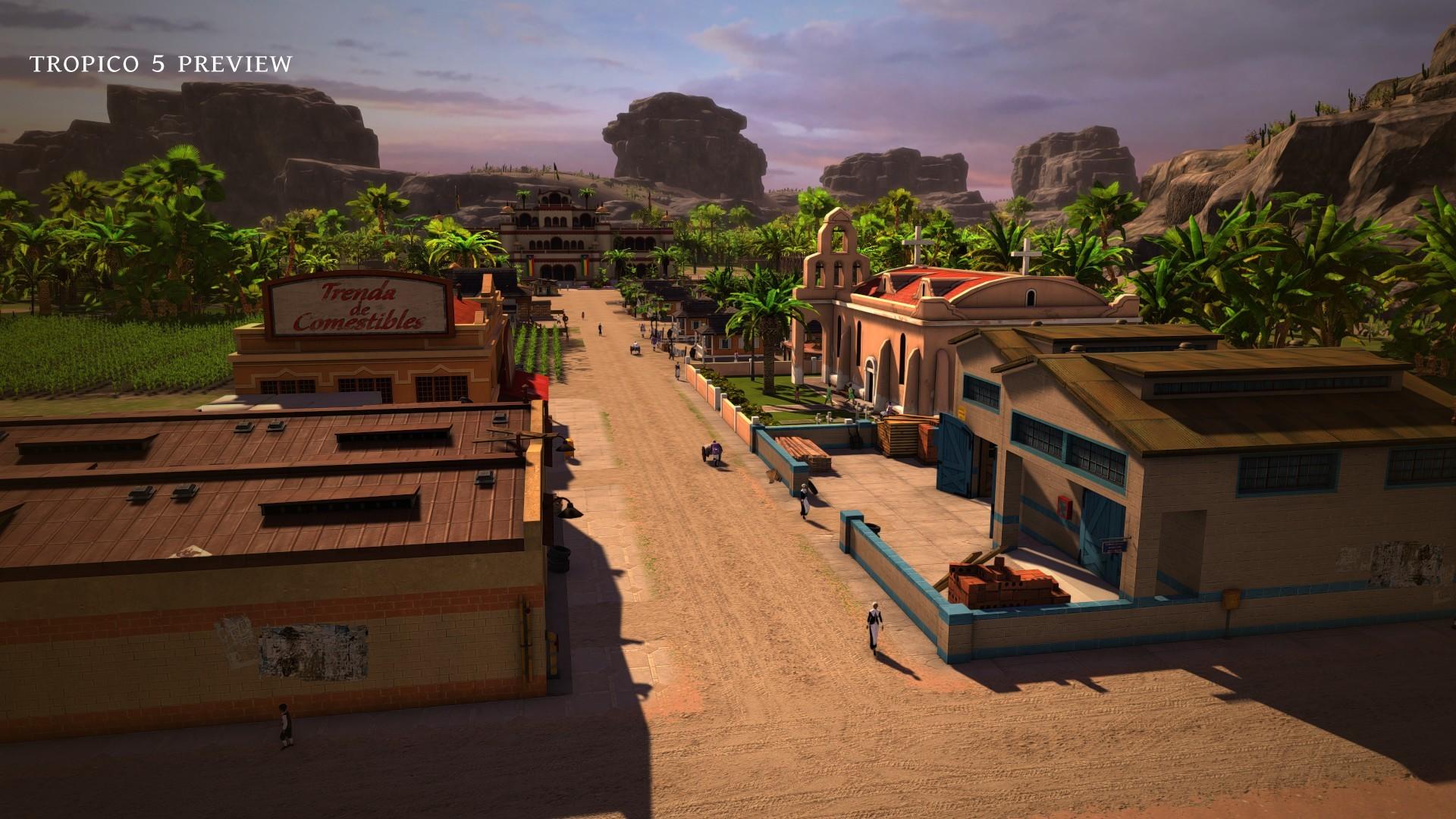 Tropico 5 dorazí v létě 94265