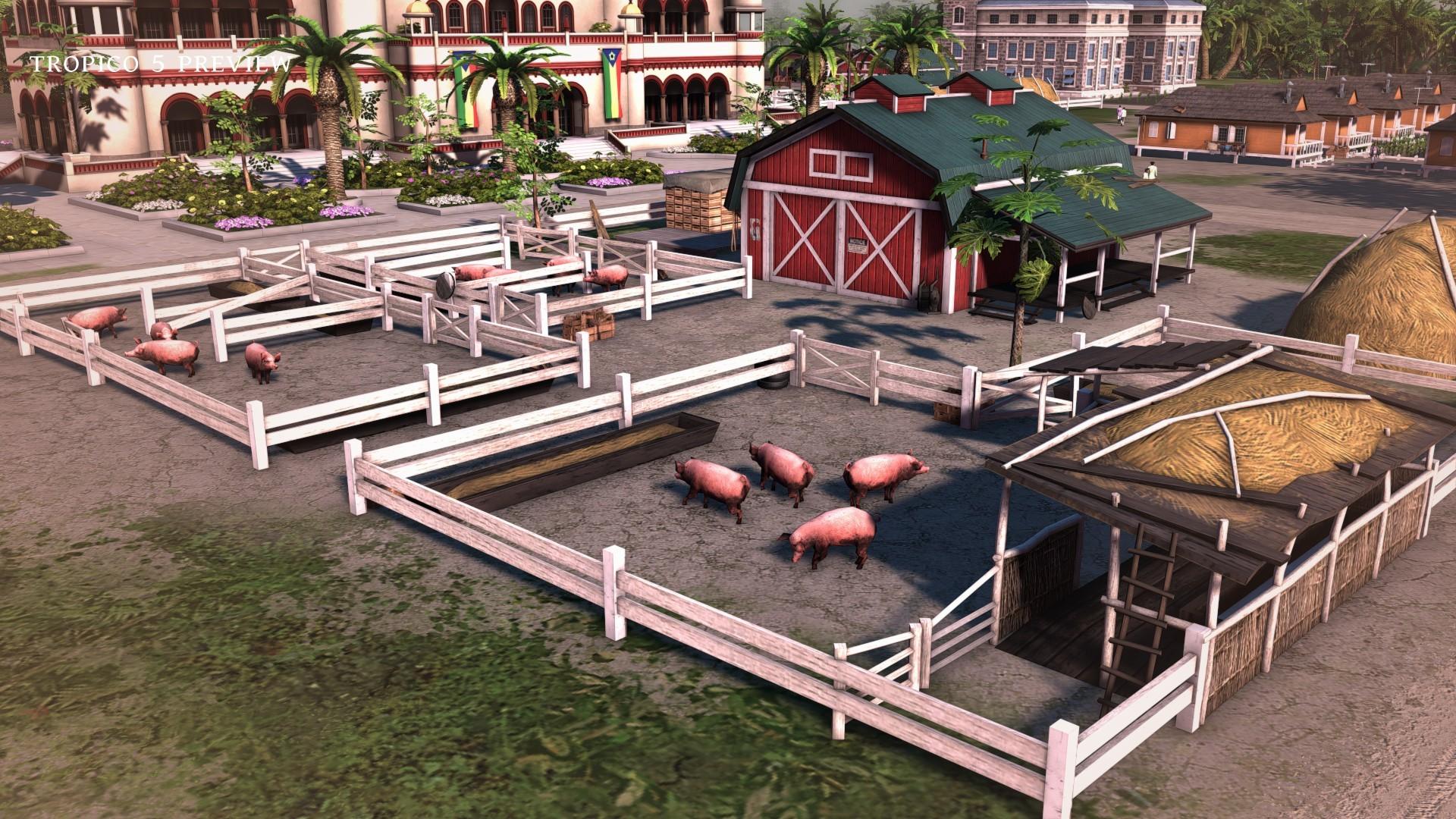 Tropico 5 dorazí v létě 94267