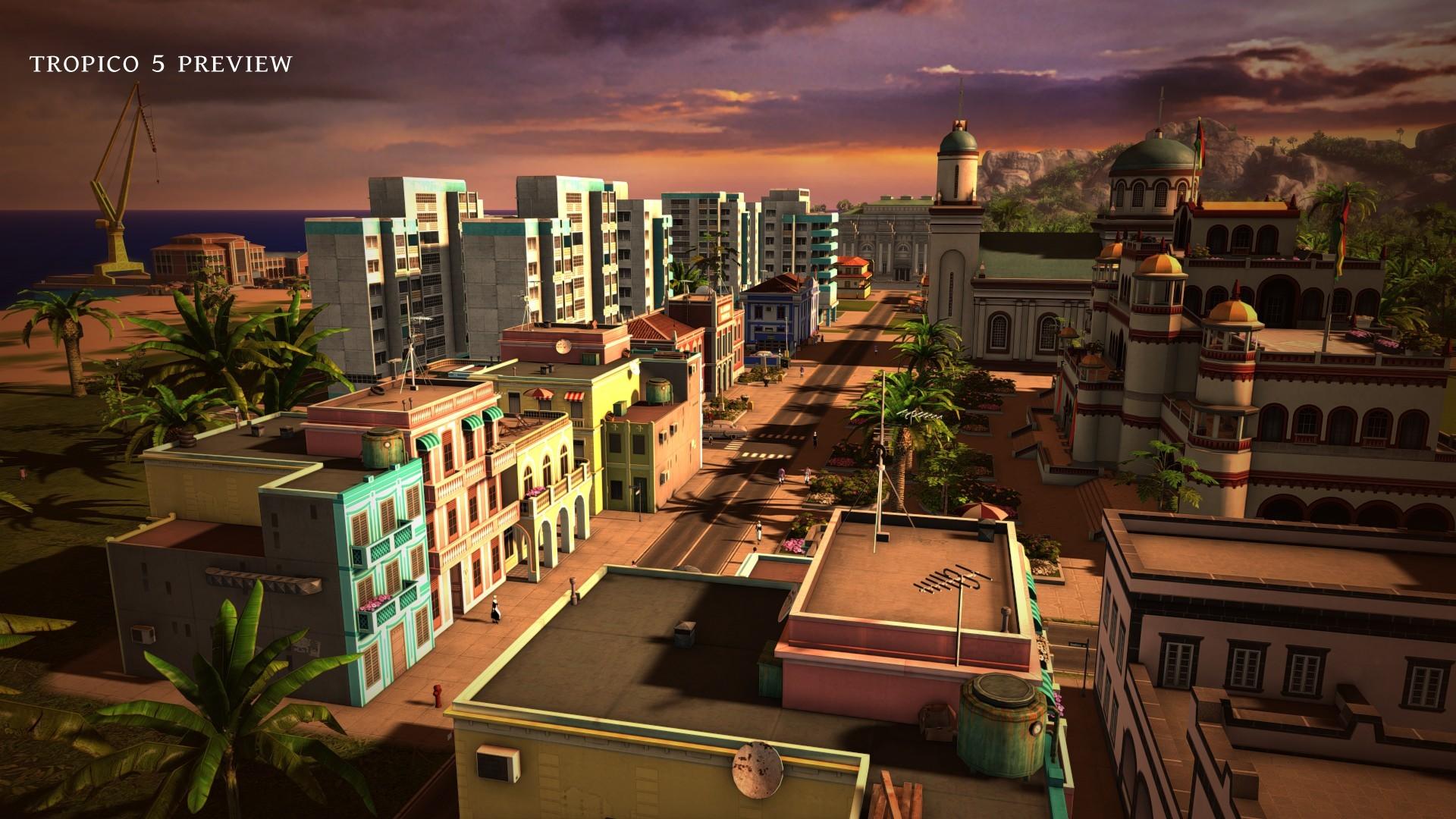 Tropico 5 dorazí v létě 94270