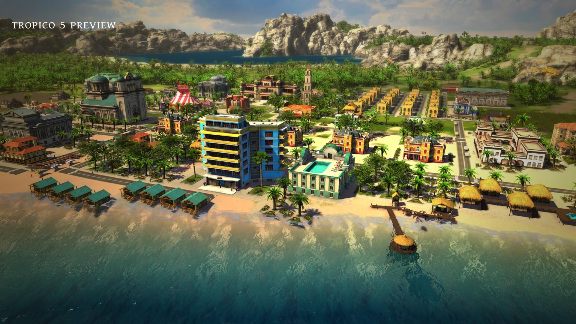 Tropico 5 dorazí v létě 94271