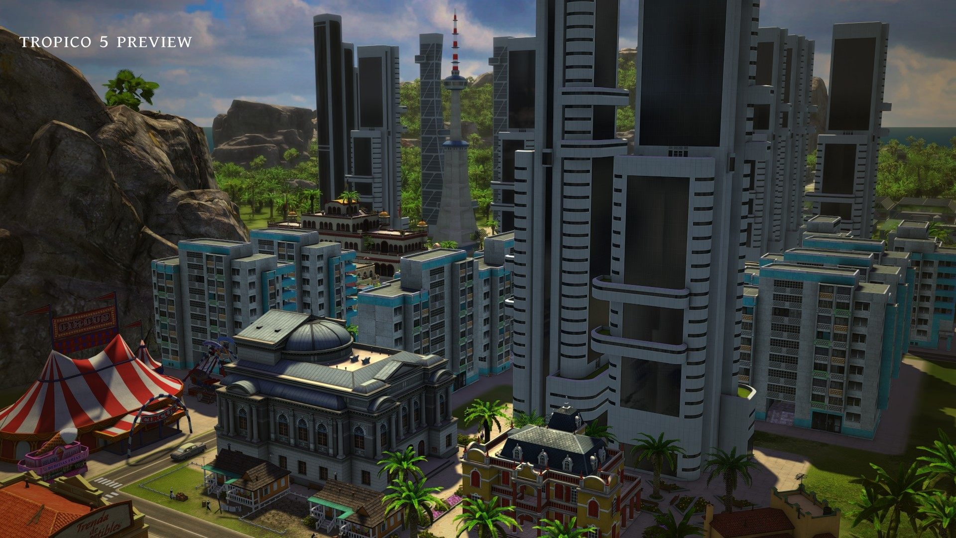 Tropico 5 dorazí v létě 94272