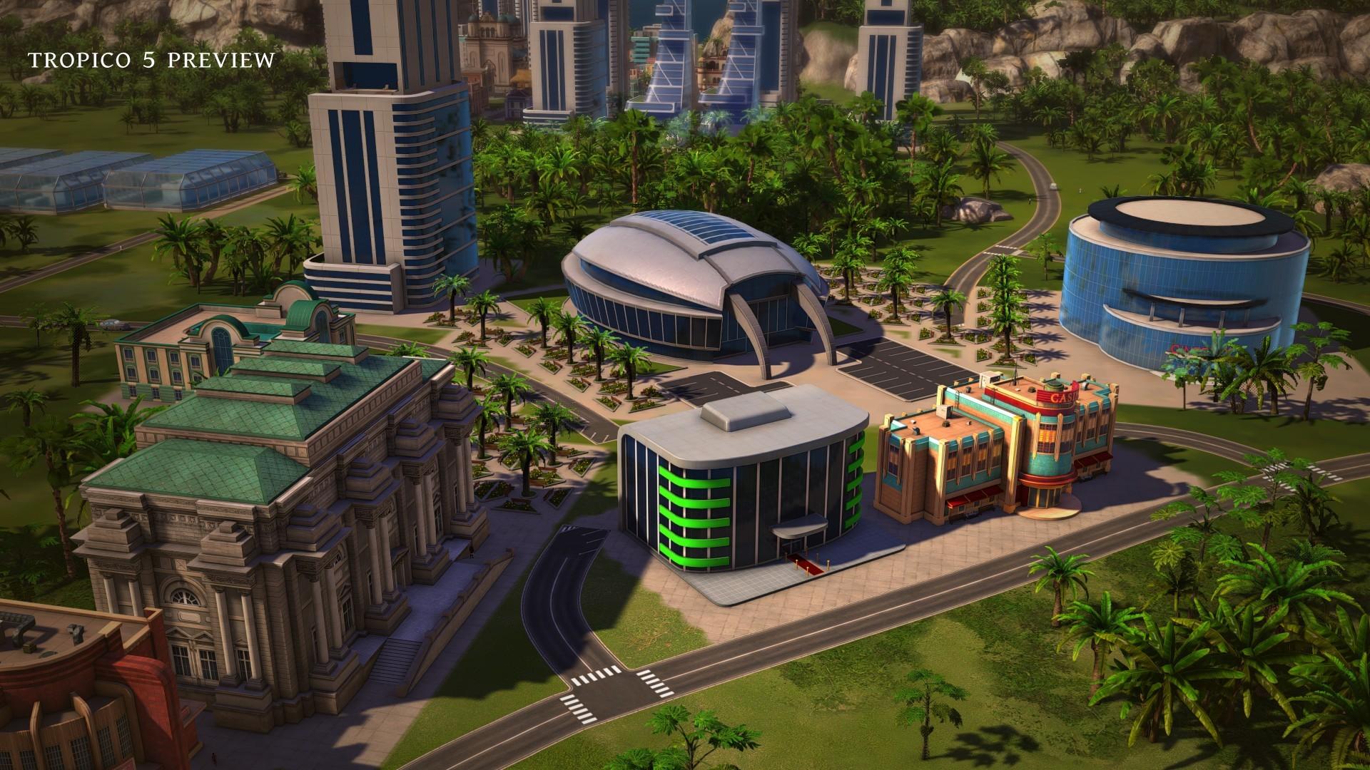 Tropico 5 dorazí v létě 94273