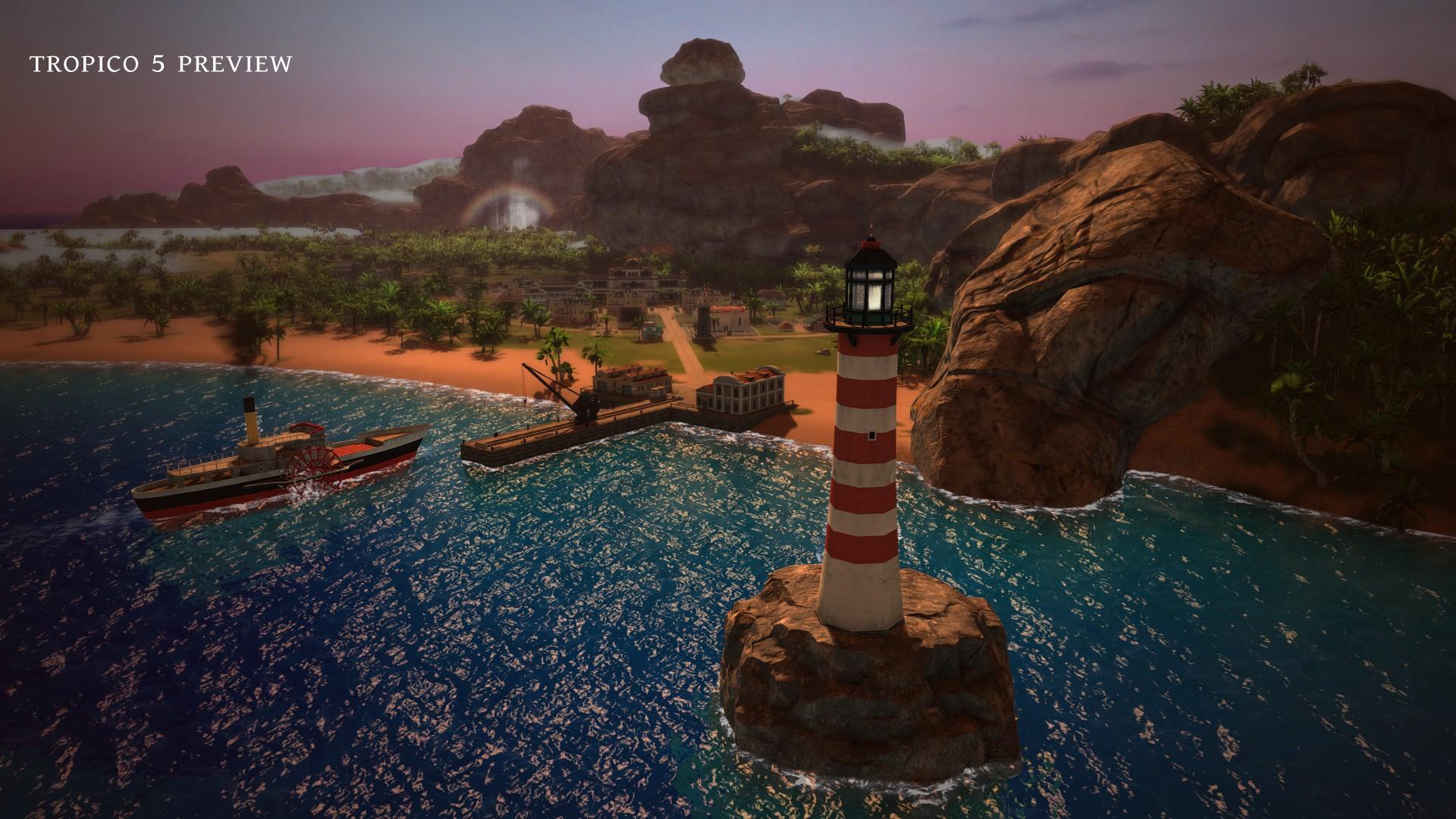 Tropico 5 dorazí v létě 94274