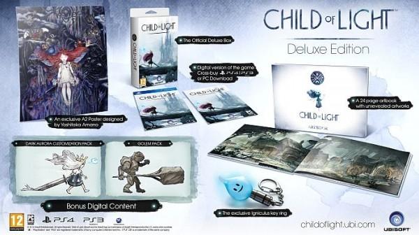 Odhalena Deluxe edice Child of Light 94283