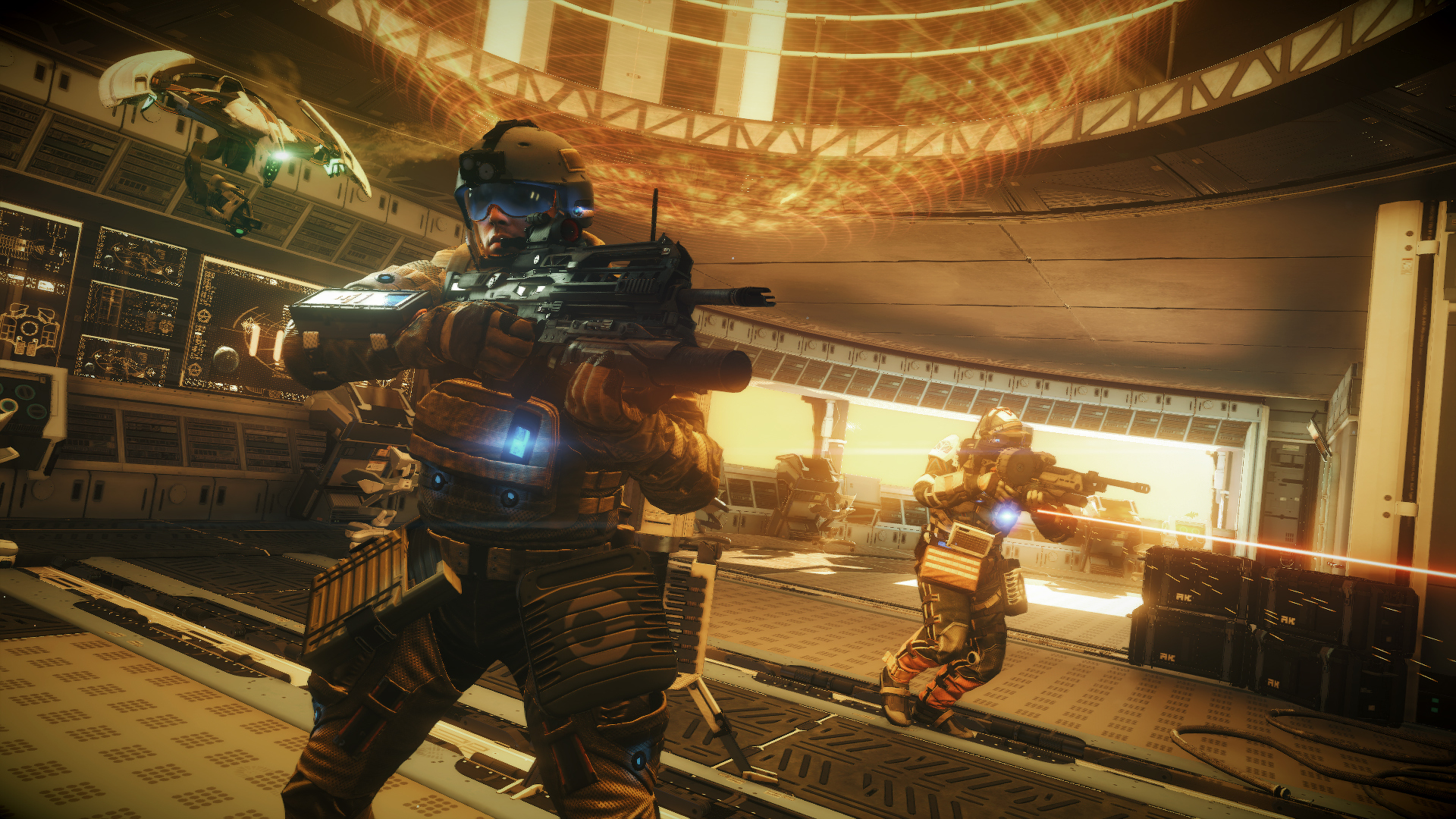 Killzone: Shadow Fall rozšířily dvě mapy zdarma 94285