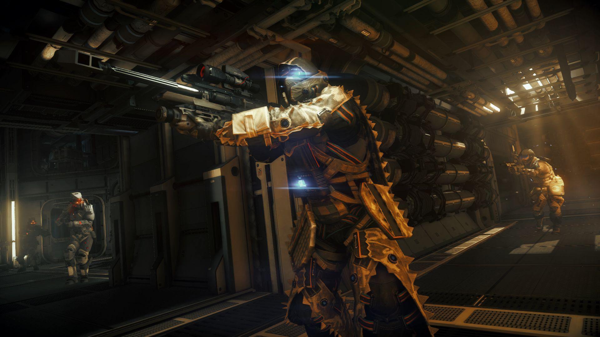 Killzone: Shadow Fall rozšířily dvě mapy zdarma 94286