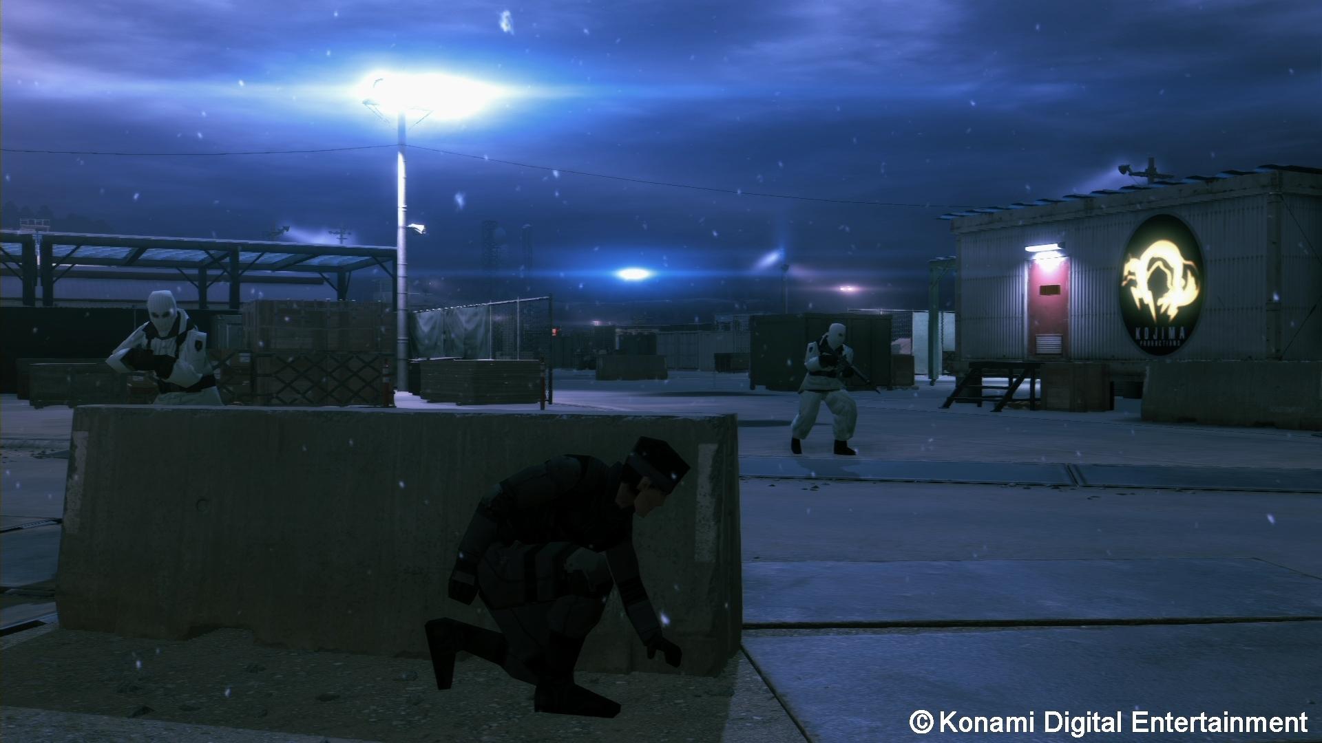 Galerie z PS4 verze Metal Gear Solid V: Ground Zeroes 94294