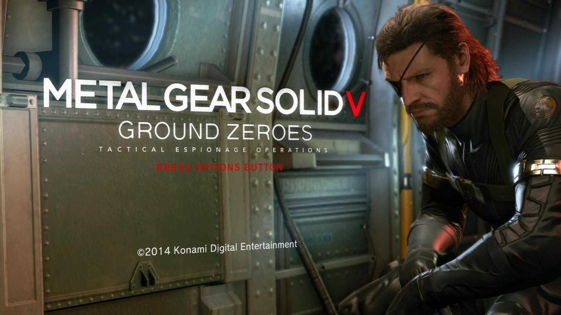Galerie z PS4 verze Metal Gear Solid V: Ground Zeroes 94296