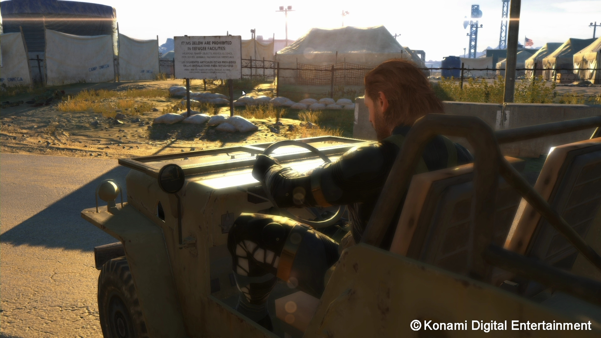 Galerie z PS4 verze Metal Gear Solid V: Ground Zeroes 94306