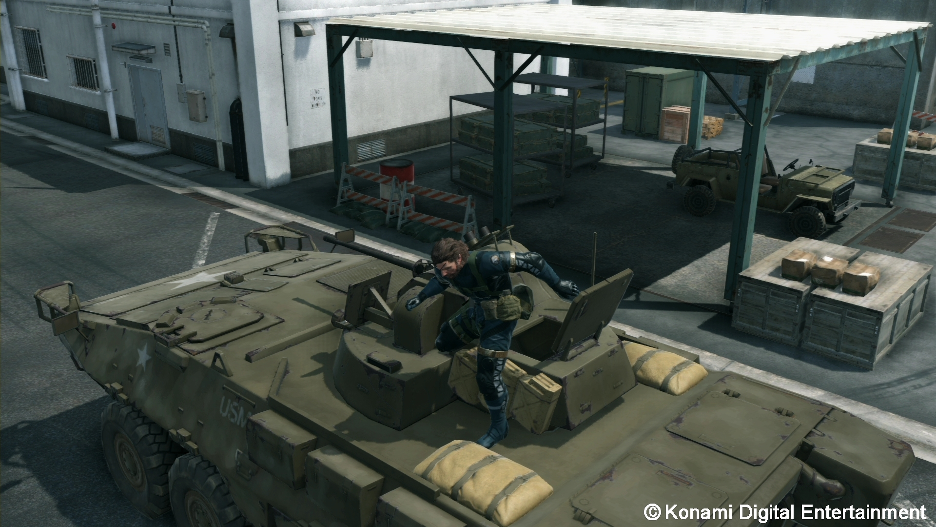 Galerie z PS4 verze Metal Gear Solid V: Ground Zeroes 94310