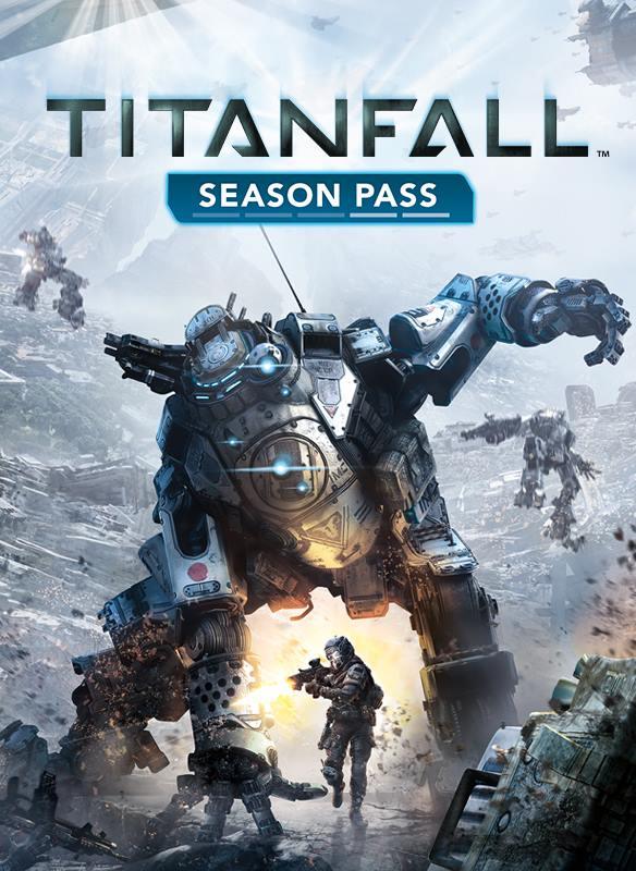 Season Pass k Titanfall se třemi balíčky 94311
