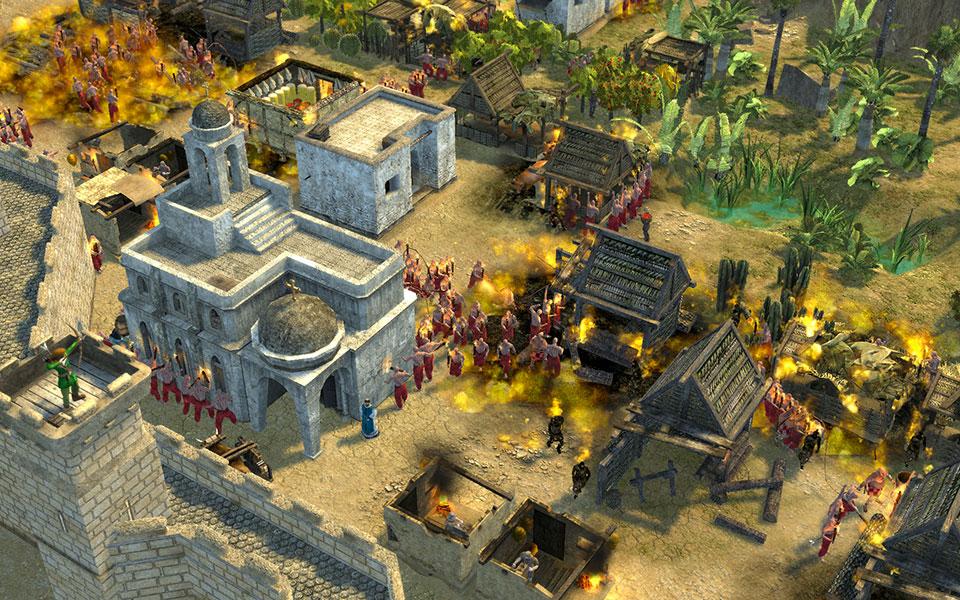 Stronghold Crusader 2 - dvanáct let čekání 94321