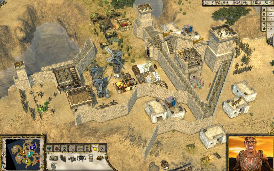 Stronghold Crusader 2 u nás vyjde v krabici 94326
