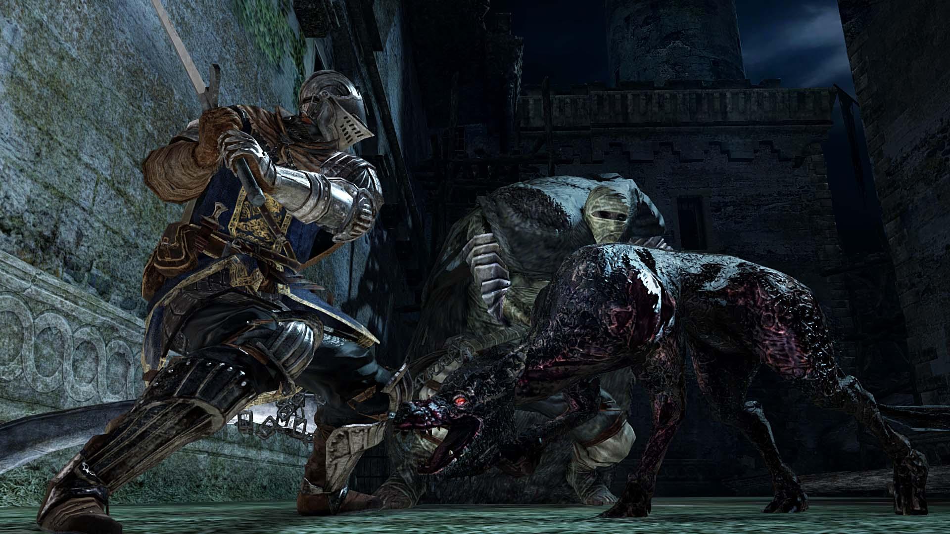 Prolog a nové obrázky z Dark Souls 2 94329