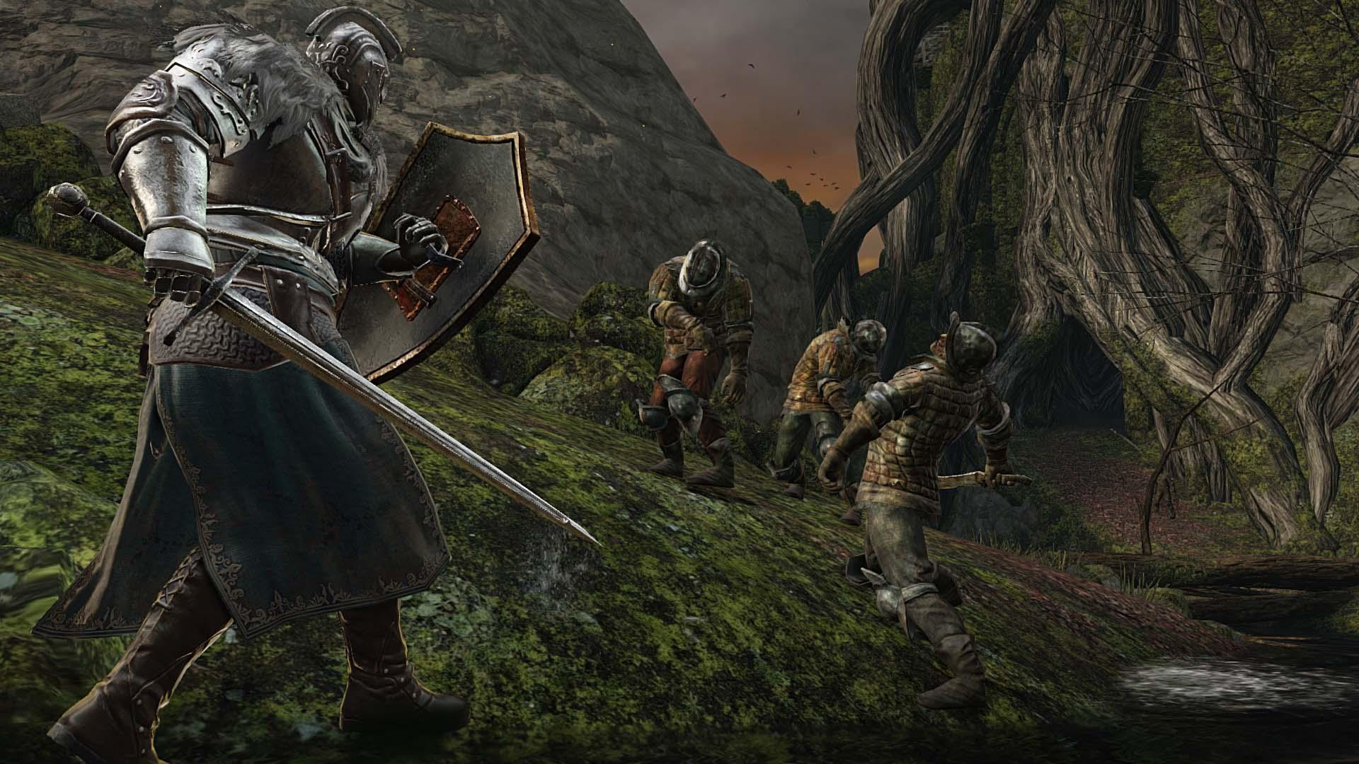 Prolog a nové obrázky z Dark Souls 2 94330