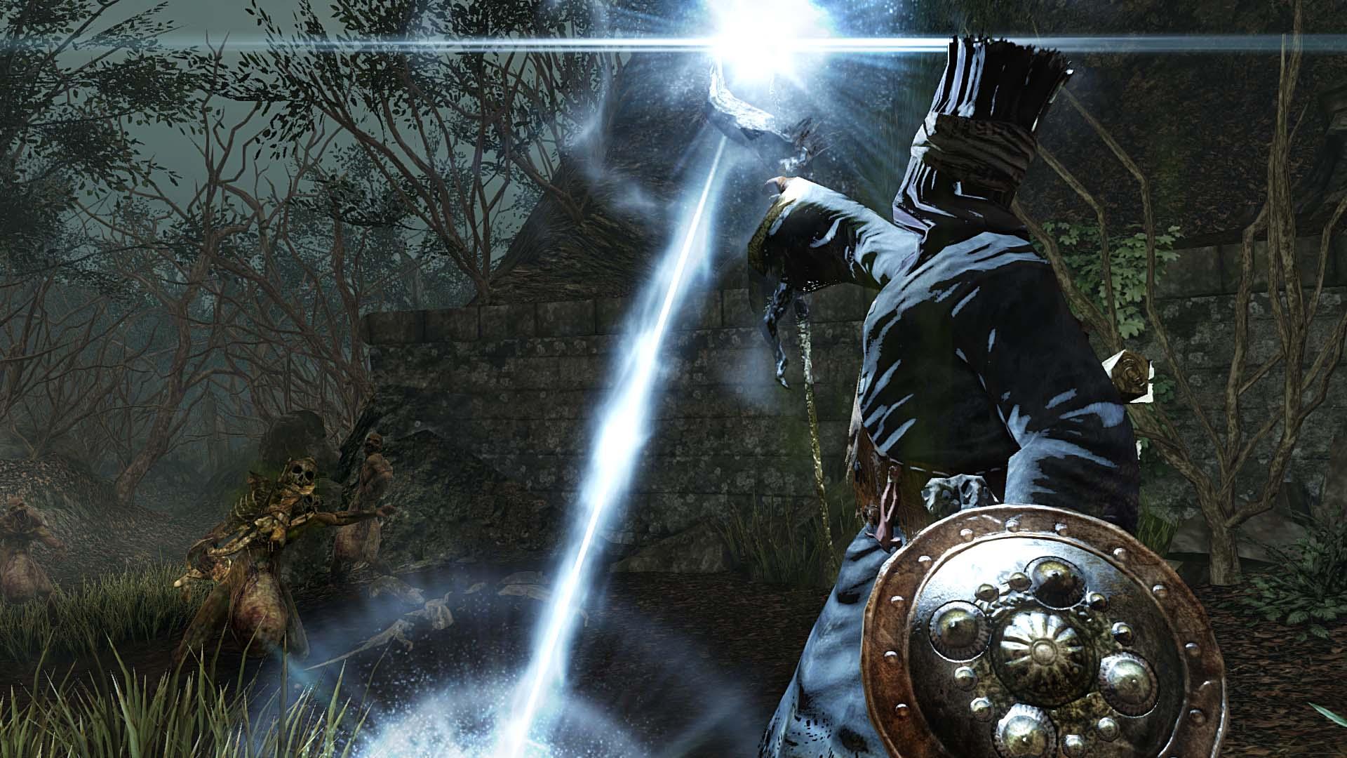 Prolog a nové obrázky z Dark Souls 2 94332