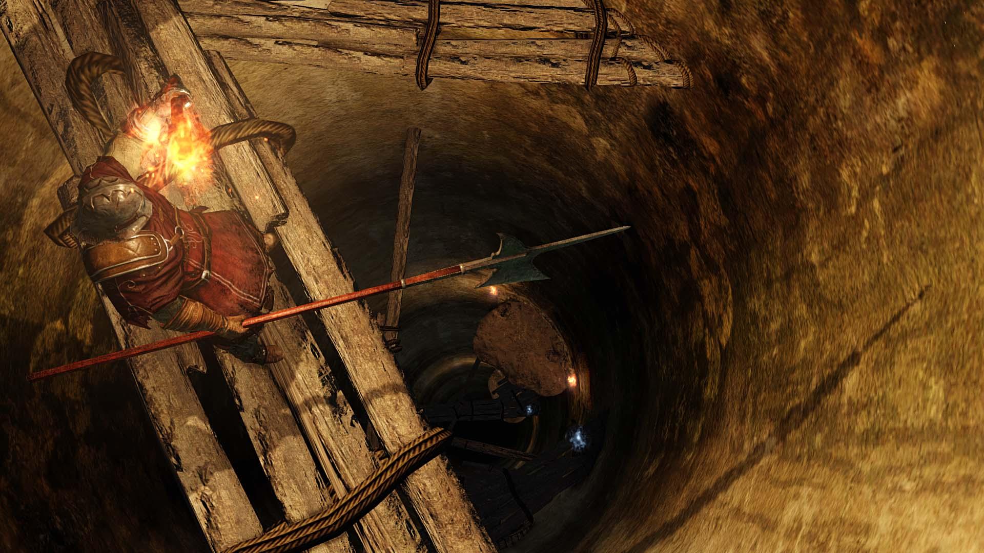 Prolog a nové obrázky z Dark Souls 2 94333