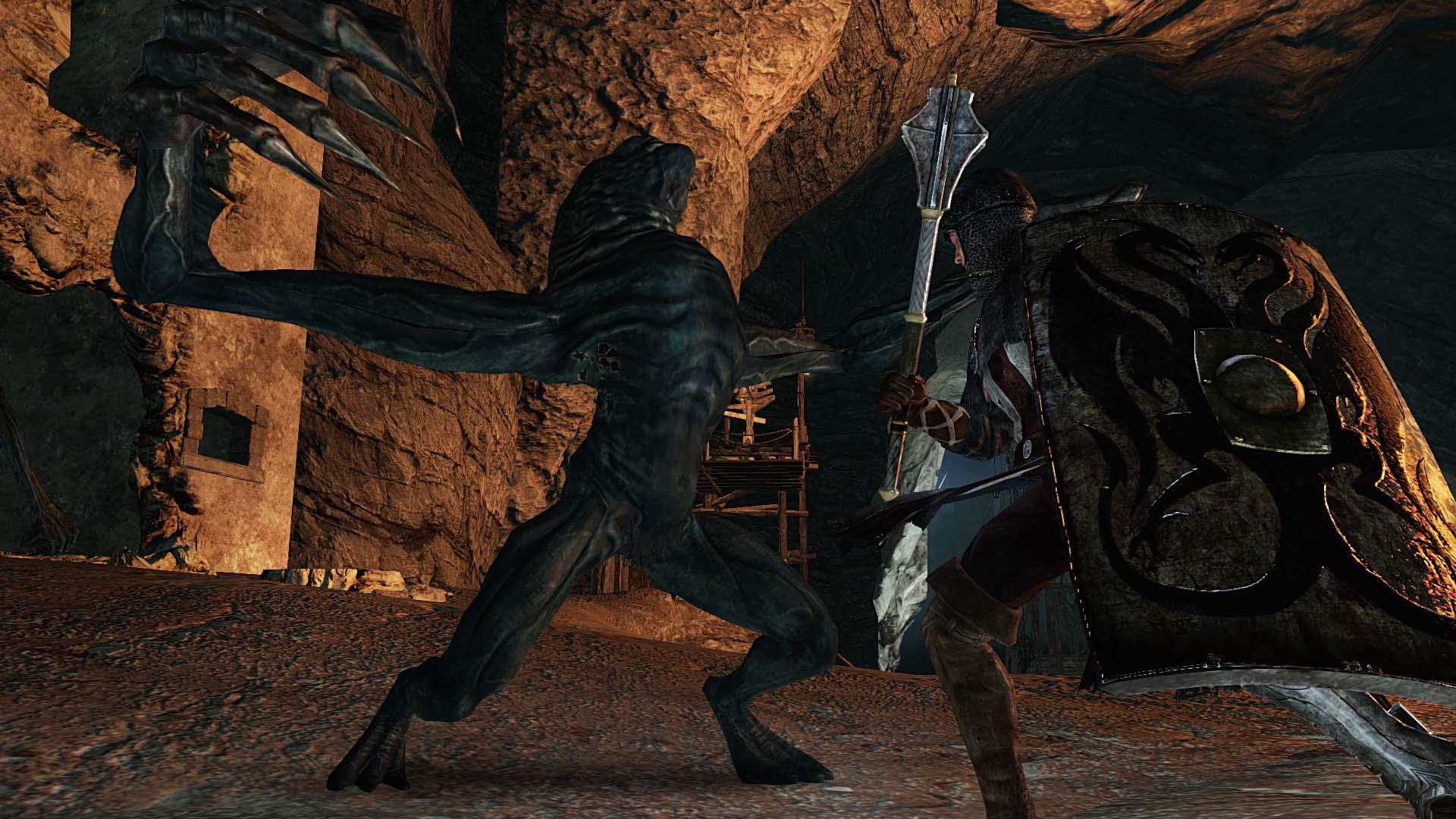 Prolog a nové obrázky z Dark Souls 2 94334