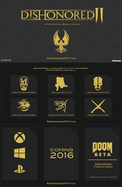 Unikly první detaily o Dishonored 2: Darkness of Tyvia 94336