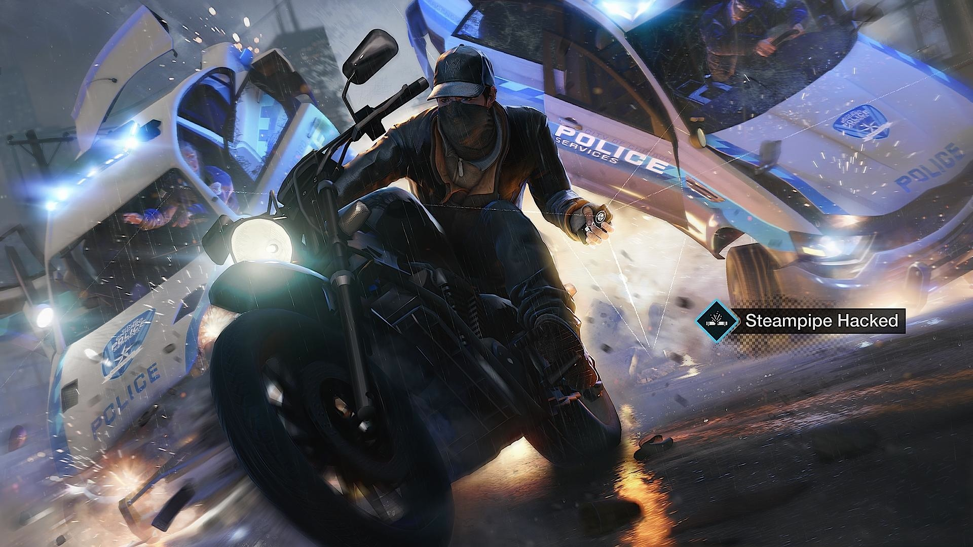 Watch Dogs – hack na pískovišti 94356